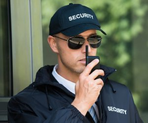WAREHOUSE COMMERCIAL SECURITY