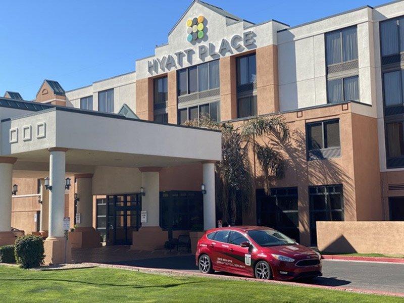 WAREHOUSE SECURITY IN PHOENIX, AZ